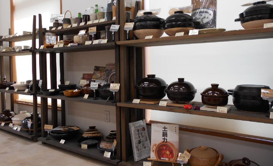長谷園土鍋