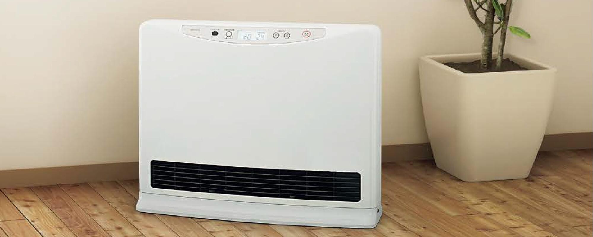 温水ルームヒーター